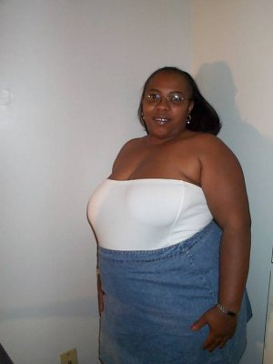 Charazed ssbbw escorts New Mills